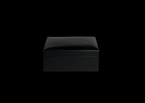 Maui Jewellery Box in Black by Catherine Zoraida