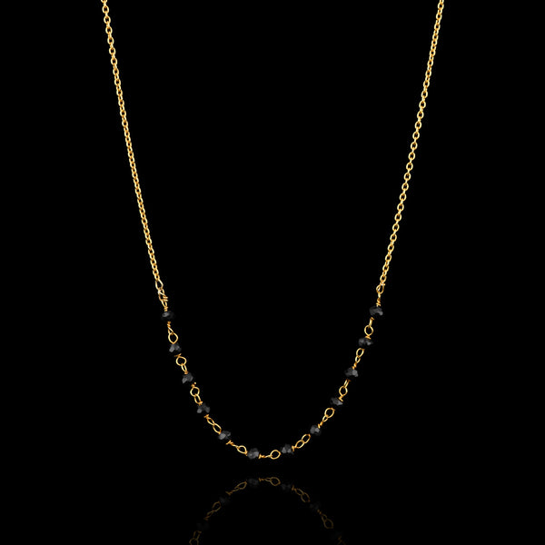 Spinel Mana Necklace by Catherine Zoraida Jewellery
