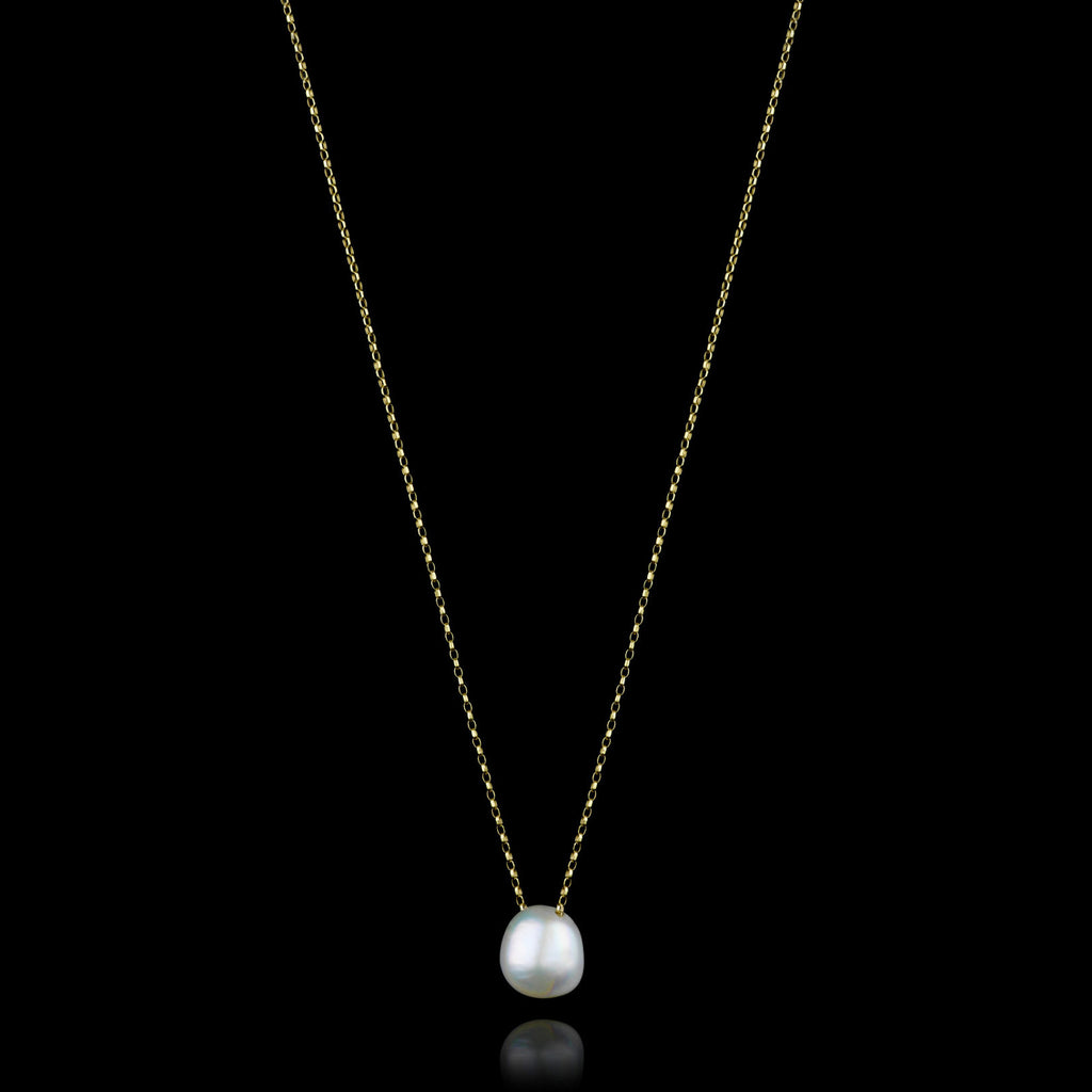 Moonlight Pearl Pendant by Catherine Zoraida