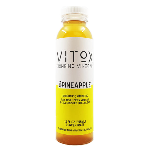 12OZ Concentrate | Pineapple | 1 BOTTLE 24 SERVINGS