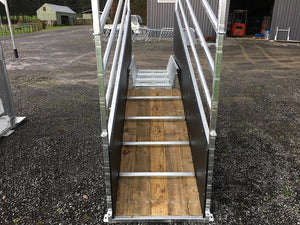 Adjustable Loading Ramp