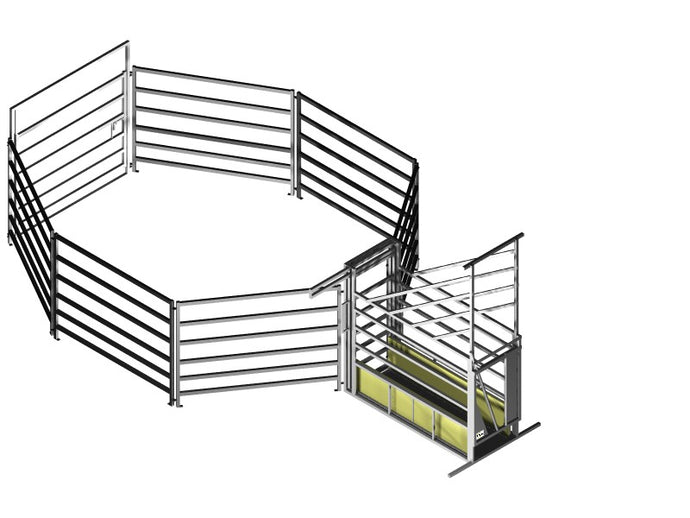 LSP-10 Lifestyle Cattle Yard Package