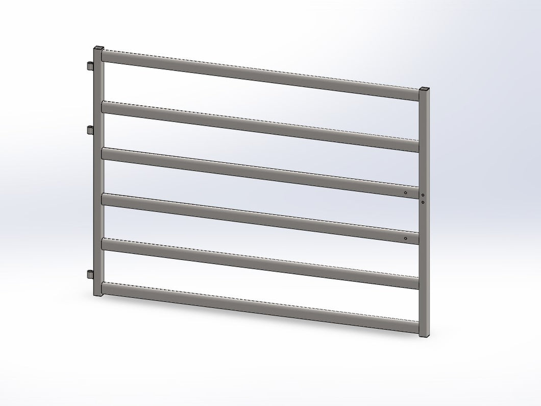 2100mm Cattle Yard Gate