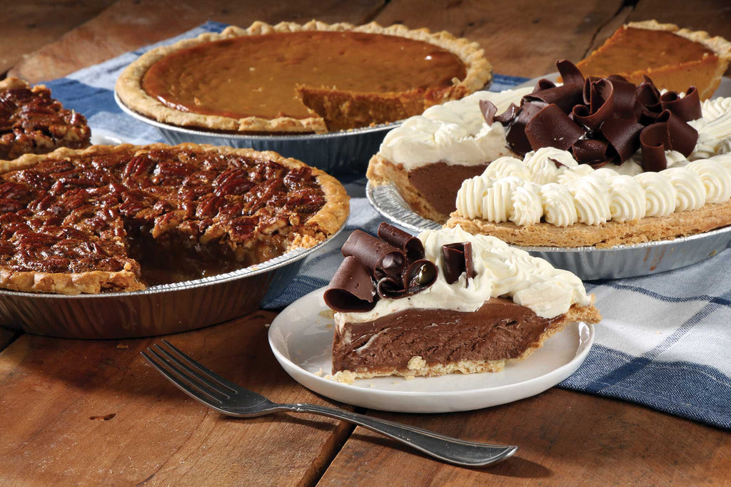 Tippin's Holiday Pies