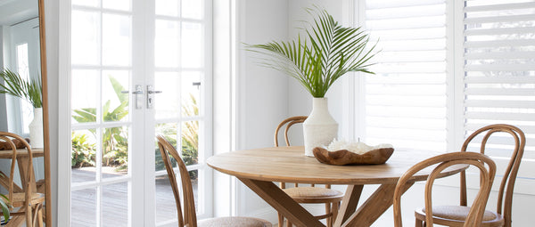 Easter Dining - time to refresh and rethink your dining space