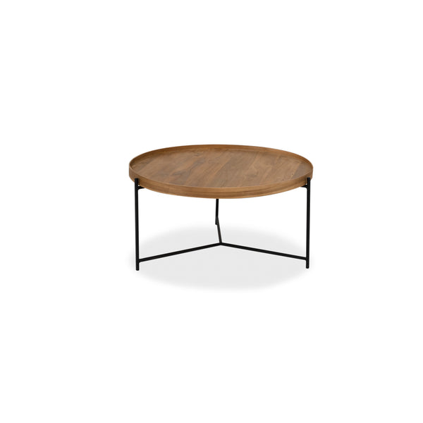Karragarra round Coffee table (3 legs)