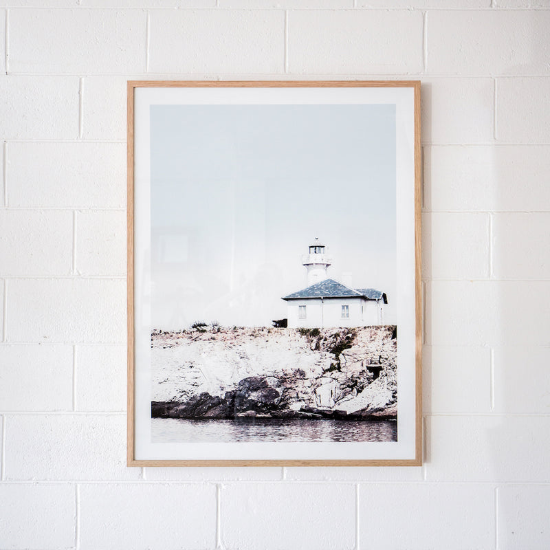 Coastal Lighthouse Print