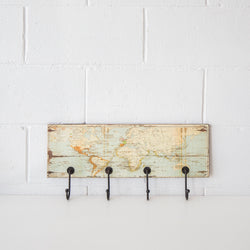 Map Coatrack