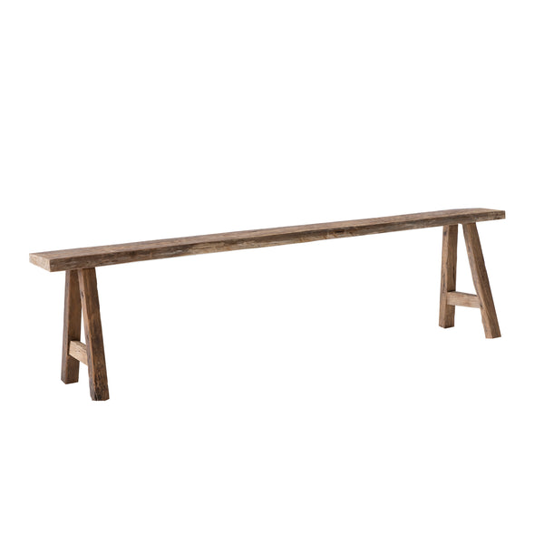 Antique Long Bench - 166