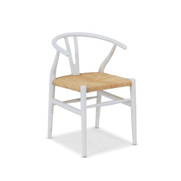 Mustique Dining Chair - White