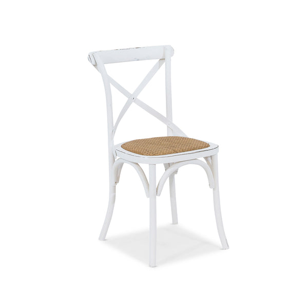 Cafe Chair White