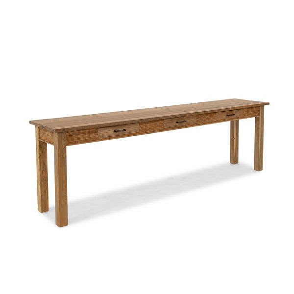 Antibes Hall Table Teak - 3 Dr