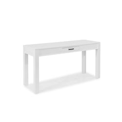 Antibes Hall Table White - 1 Dr