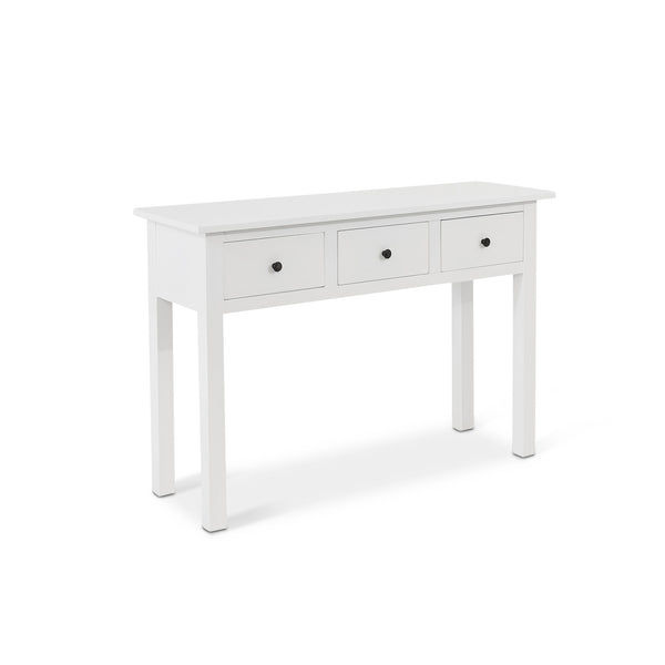 Cannes Hall Table 3 drawer