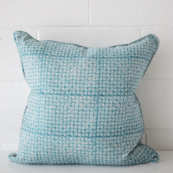 Batik Turkish Linen Cushion
