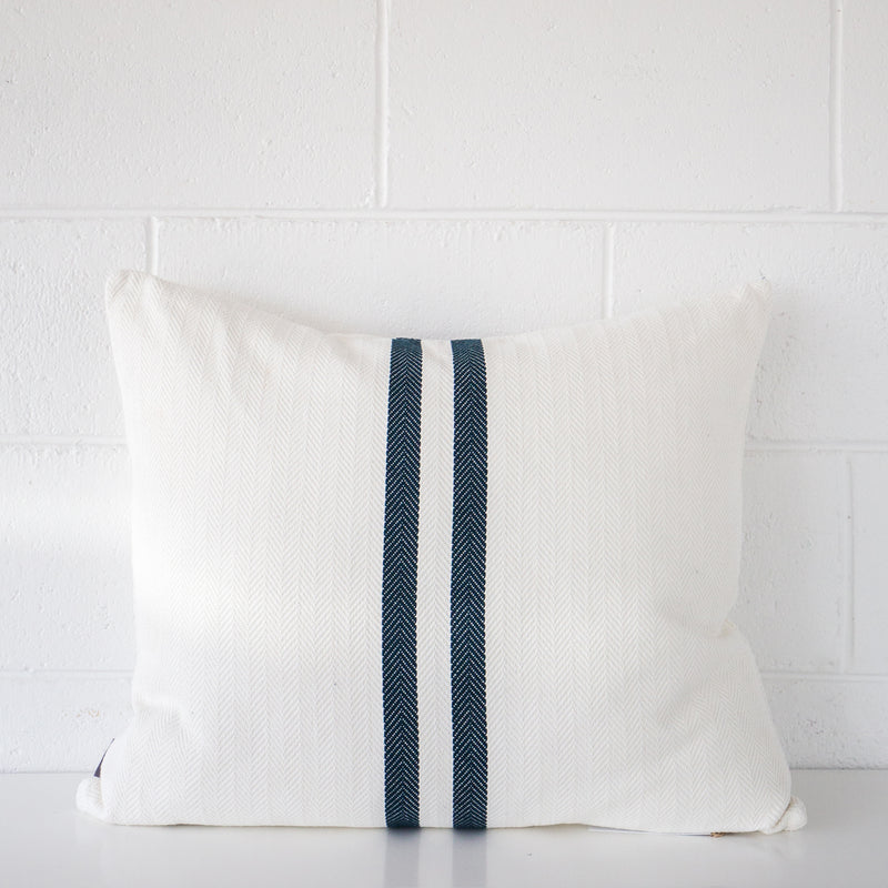 Sympatico Cushion Navy