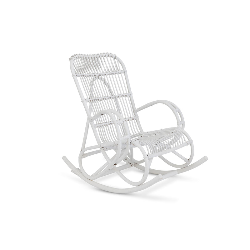 Vernazza Rocking Chair - White