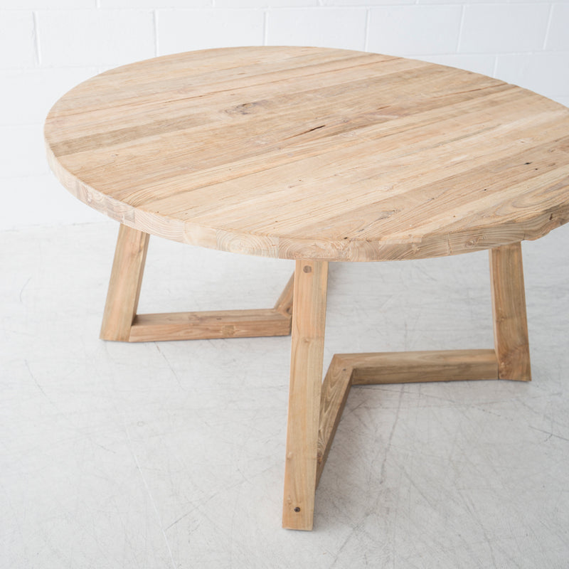 Lee Round Dining Table