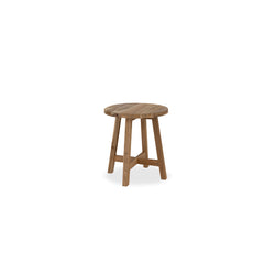 Giro Natural Side Table