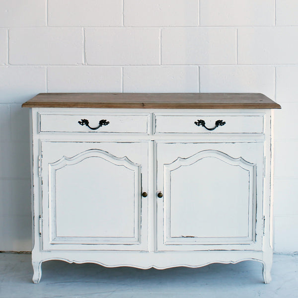 Province Curved 2 Door Cabinet