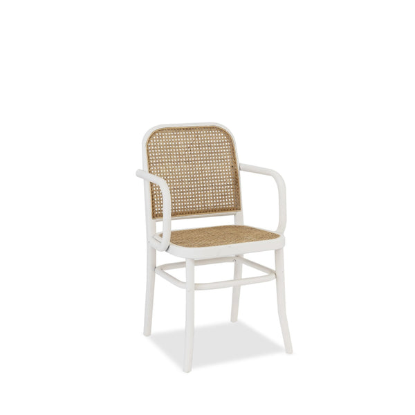 Lennox Chair - White