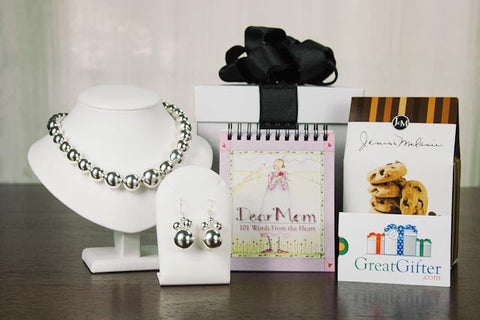 Sterling Jewelry for Mom Box