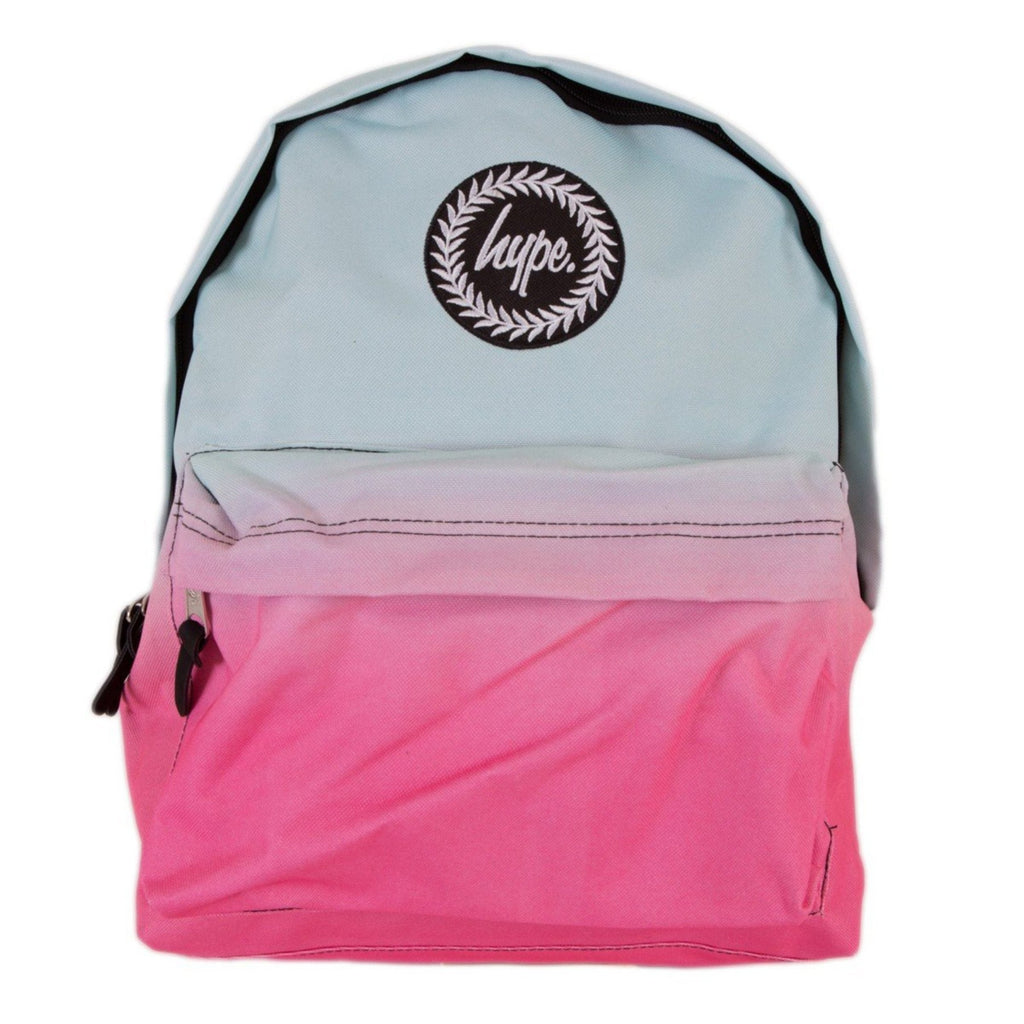 HYPE MINT FADE BACKPACK RUCKSACK BAG - MULTI