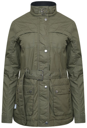 SUPERDRY TRIAL 4 POCKET JACKET - OLIVE