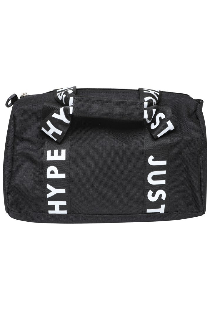 HYPE TAPED BOWLING BAG - BLACK/WHITE