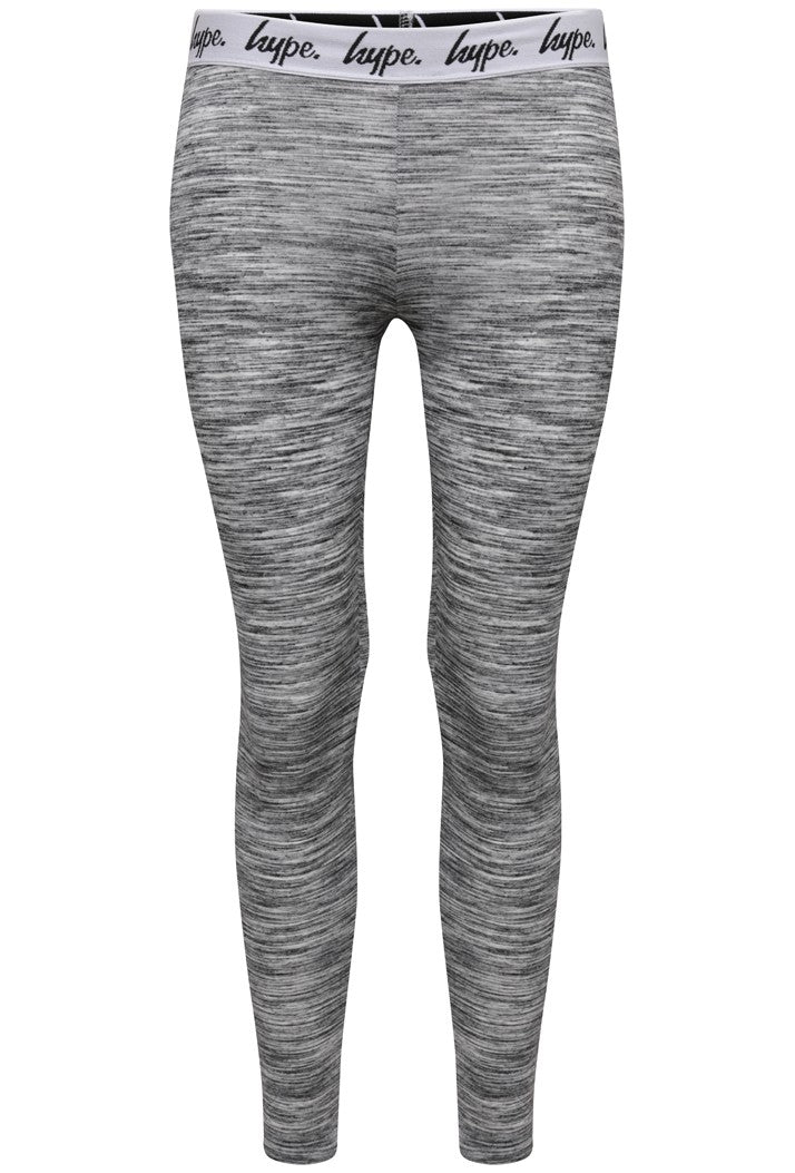 HYPE SPACE LEGGINGS - GREY