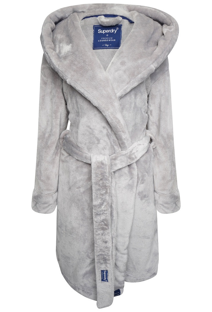 Supersoft Loungewear Robe - Grey