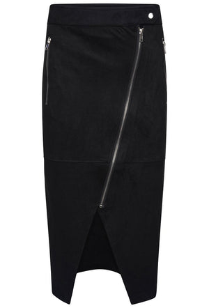 Taurus Skirt Jet Black