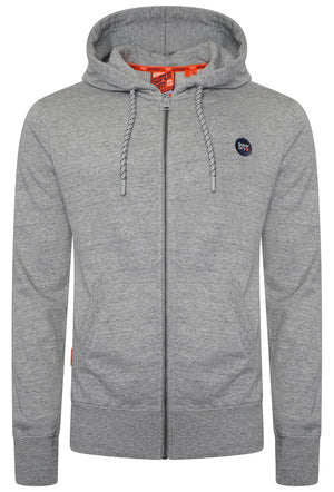 Collective Zip Hoodie - Collective Dark Grey Grit