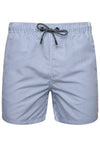 Edit Swim Shorts - Blue Stripe