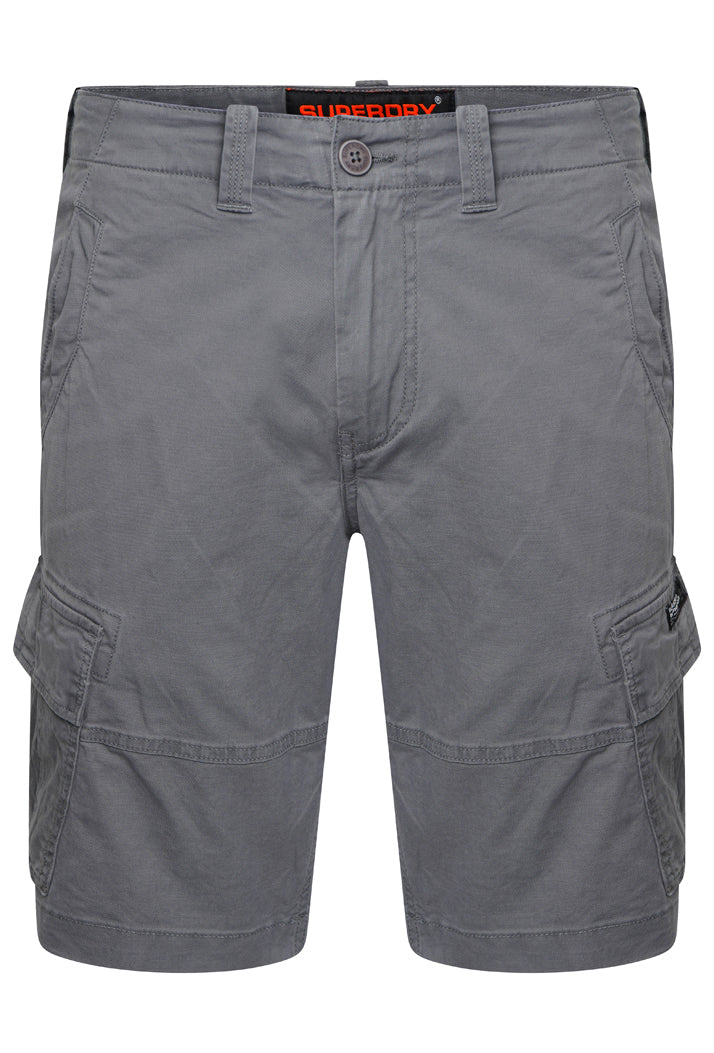 Core Cargo Shorts - Naval Grey