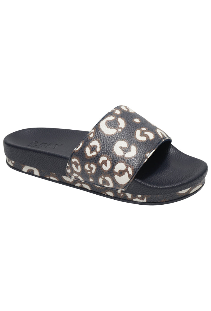Arizona Flatform Sliders - Atlantic Navy