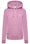 Orange Label Classic Hoodie - Lavender Marl