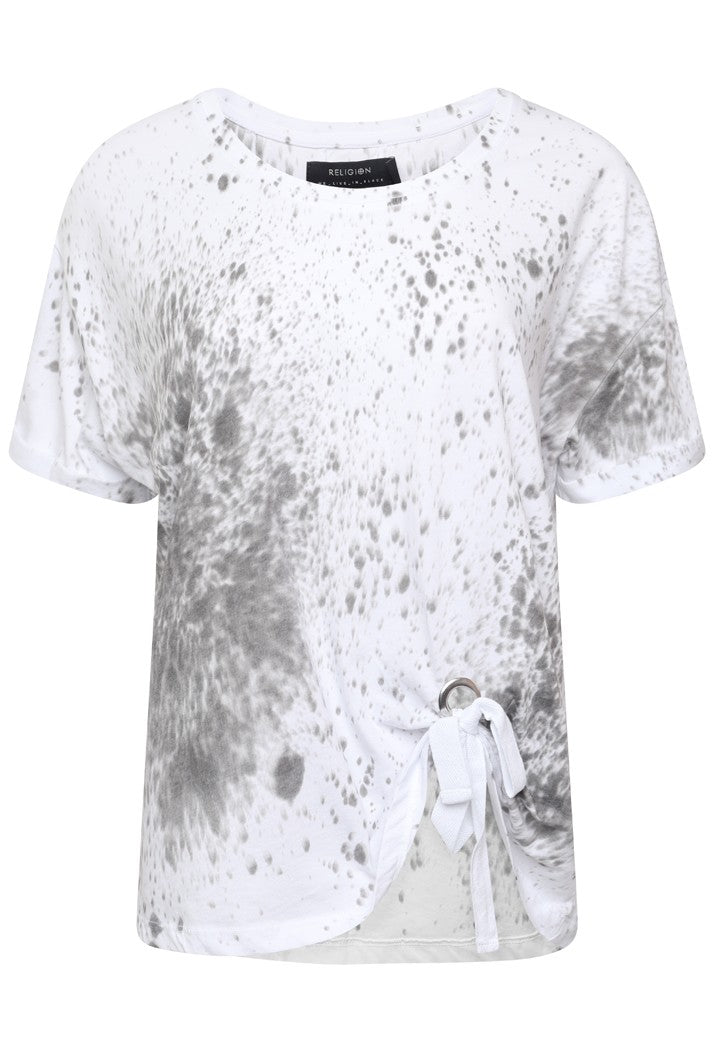 RELIGION PULSE T-SHIRT - FLUSH PRINT