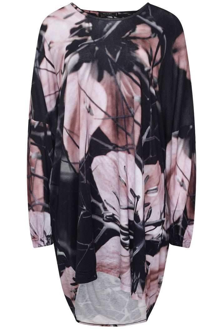 RELIGION FLUX DRESS - WHISPER PRINT