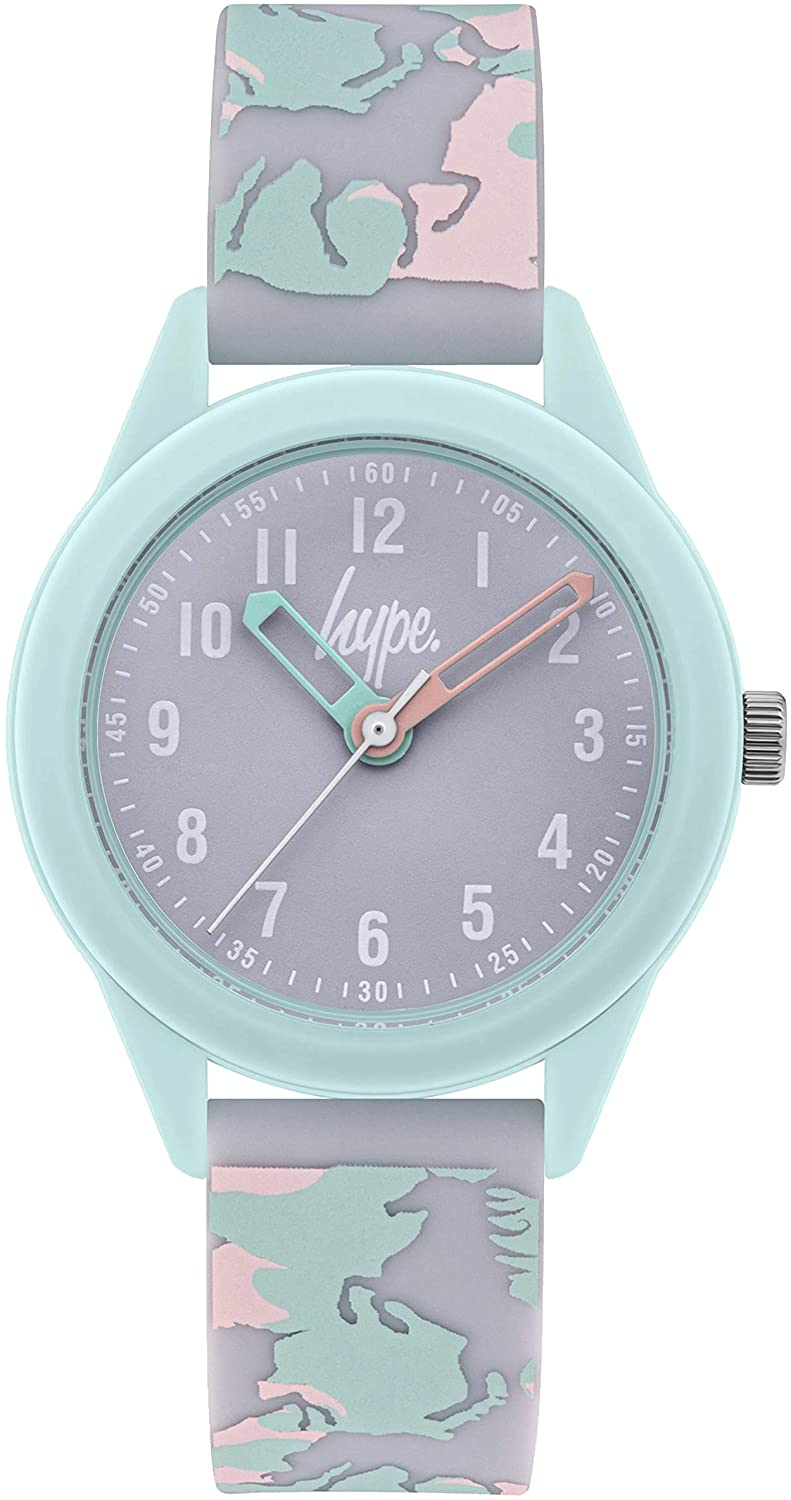 Kids Pastel Unicorn Soft Touch Watch