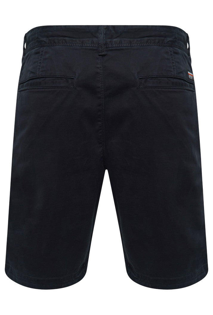 SUPERDRY INTERNATIONAL SLIM CHINO LITE SHORTS - MIDNIGHT SKY