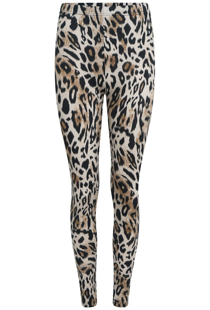 NUTSHELL ANIMAL PRINT LYCRA LEGGINGS