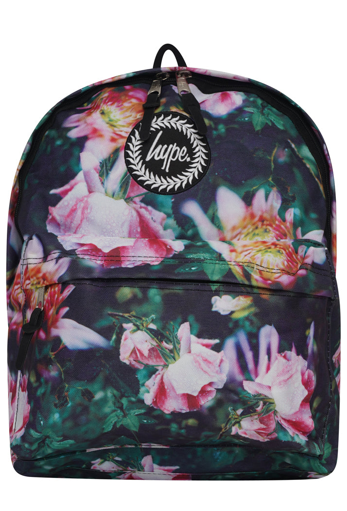 HYPE GARDEN BACKPACK RUCKSACK BAG - MULTI