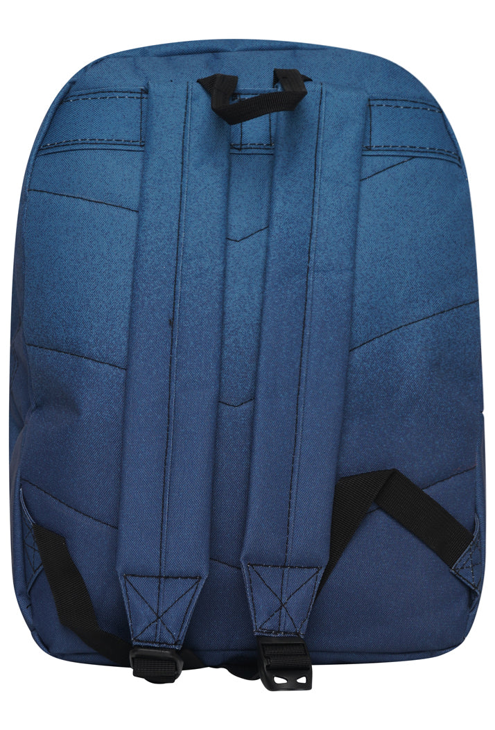 HYPE SPECKLE FADE BACKPACK RUCKSACK BAG - BLUE/NAVY