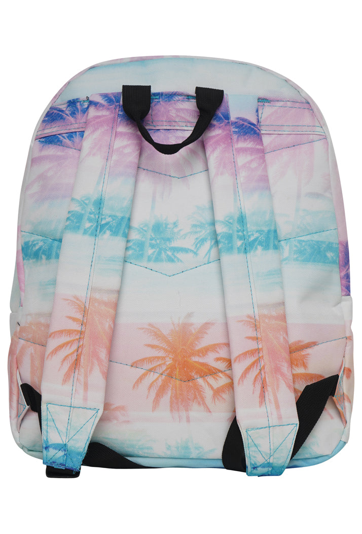 HYPE PALM FADE BACKPACK RUCKSACK BAG - MULTI