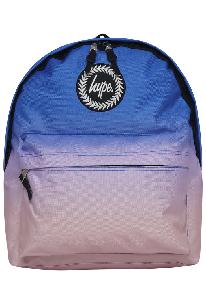 HYPE HORIZON BACKPACK RUCKSACK BAG - PURPLE/PINK