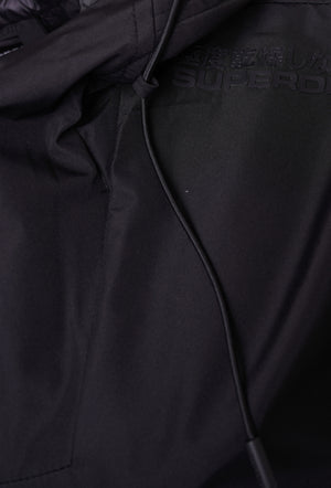 SUPERDRY PADDED ELITE SD-WINDCHEATER JACKET - BLACK