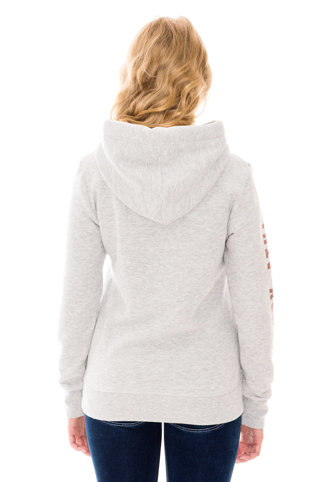 SUPERDRY TRACK & FIELD HOODIE - TRACK STAR GREY MARL