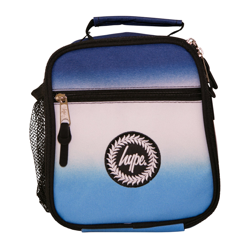 HYPE DOUBLE FADE LUNCH BOX - BLUE/MULTI