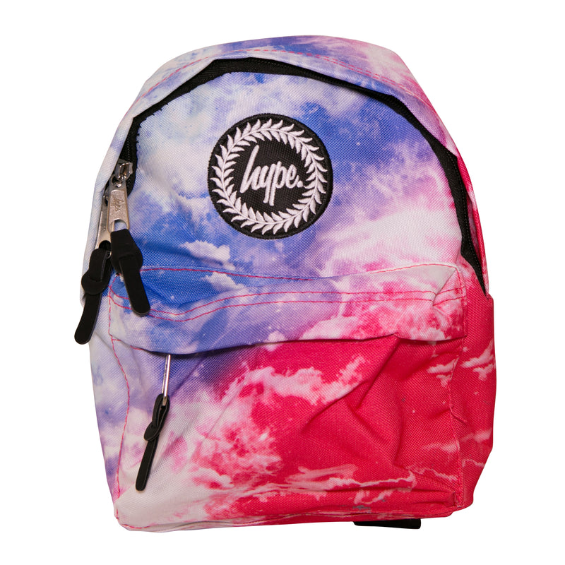 HYPE CLOUD MINI BACKPACK RUCKSACK BAG - MULTI